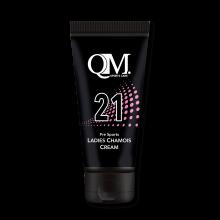 QM #21 Ladies Chamois Cream