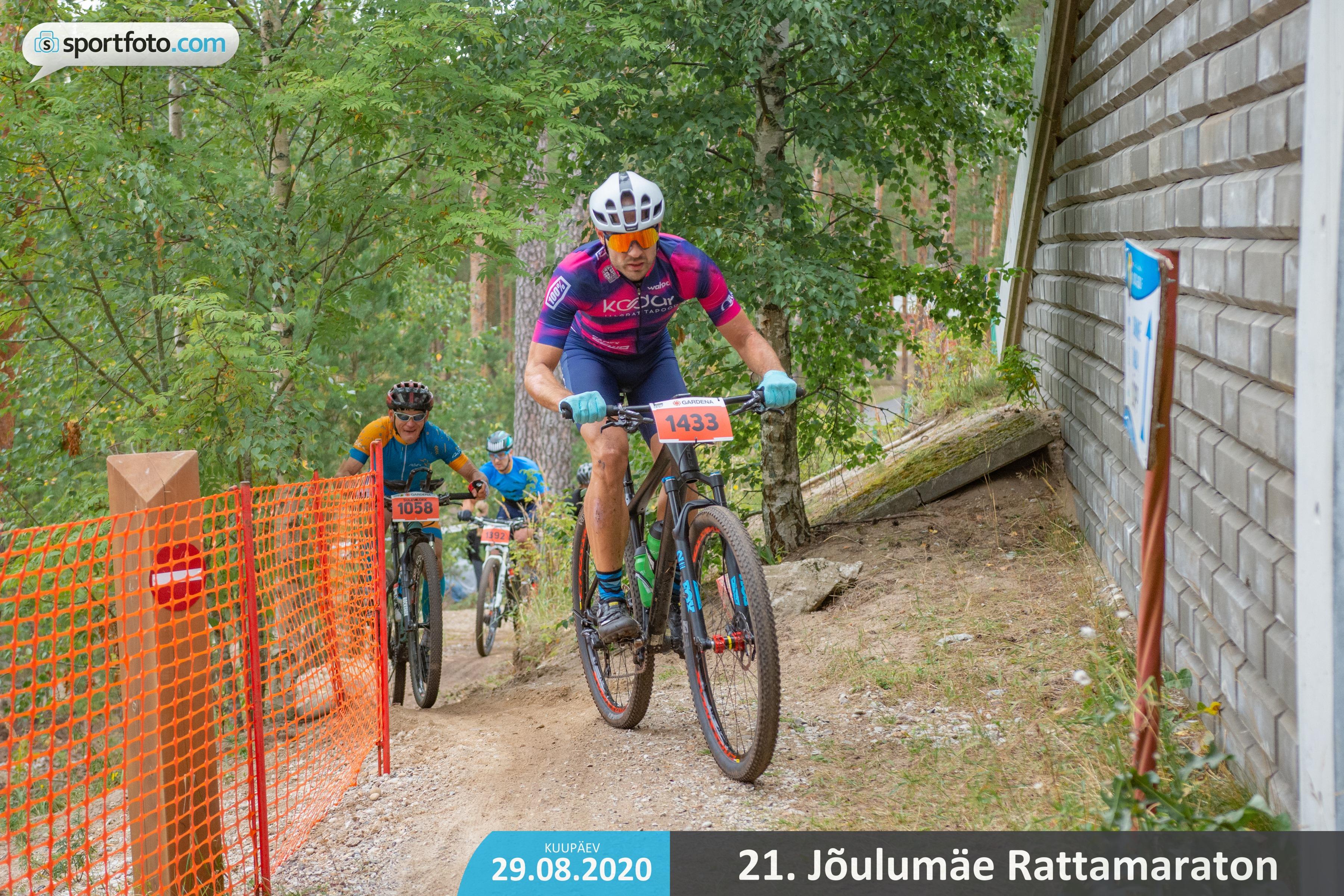 Kardo Rallireport - Jõulumäe ja Tallinna Rattamaratonid