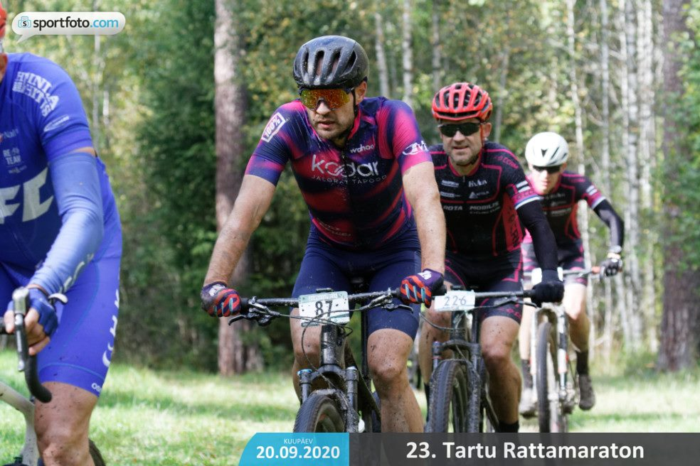 Kardo Rallireport - TRR - Kodara esimene Eliidi start